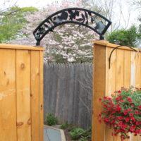 gate arch