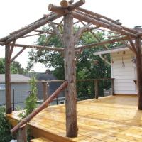 twig architecture pergola