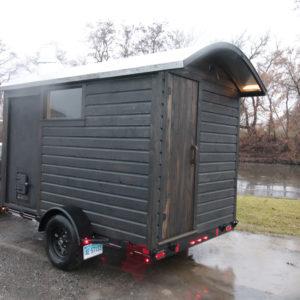 mobile  sauna  by rob licht Custom Saunas